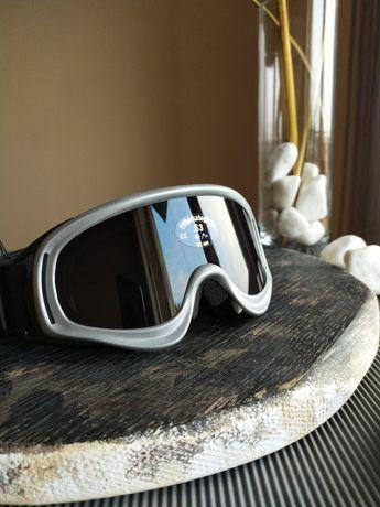 НОВАЯ!Детская горнолыжная маска, сноубордические очки!