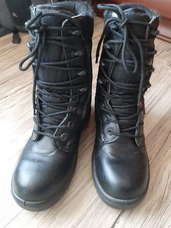 Buty wojskowe męskie