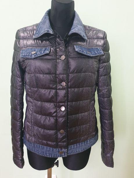 Куртка осінь-весна тоненький пух