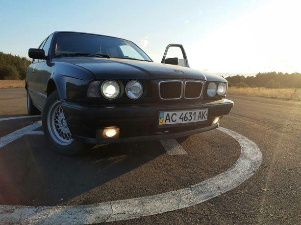 Бмв 2.5 тдс BMW E34 tds