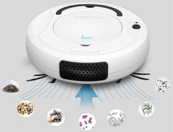 Робот / (Очистка пола) - OB8. Пылесос от USB | Bowai Smart / автономны