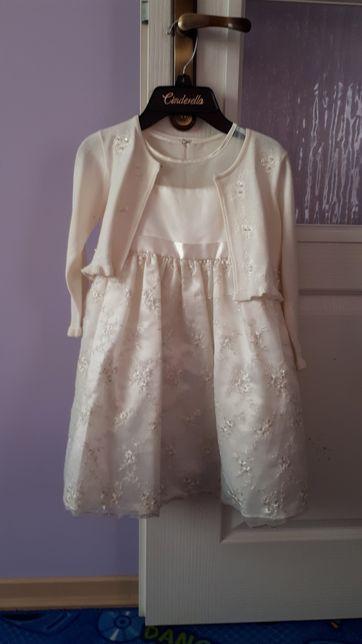 Sukienka na wesele.