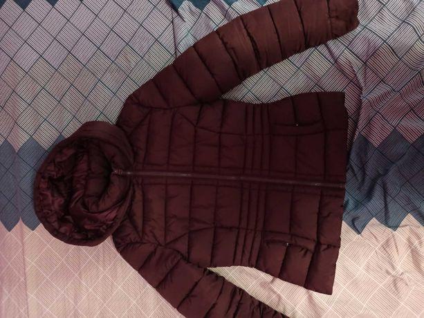 Женская куртка теплая