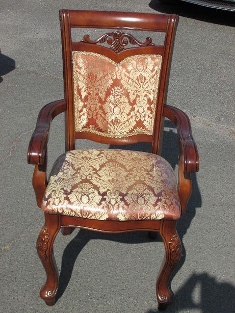 Стул - кресло с подлокотниками стульчик супер