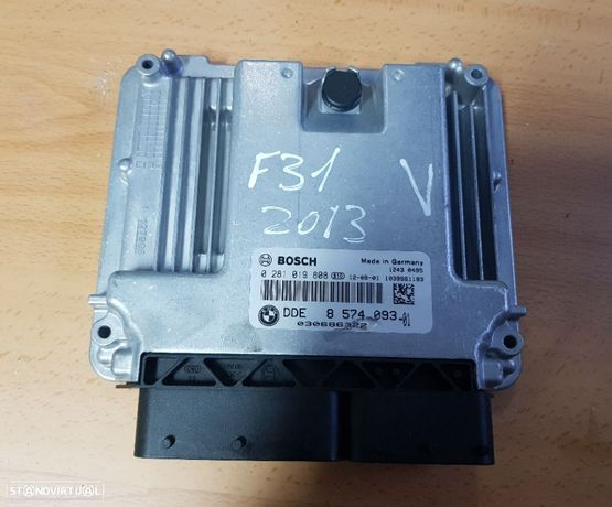 Centralina Motor BMW 320D F30/F31 / F20/F21 2.0 2012 Ref. 0281019808