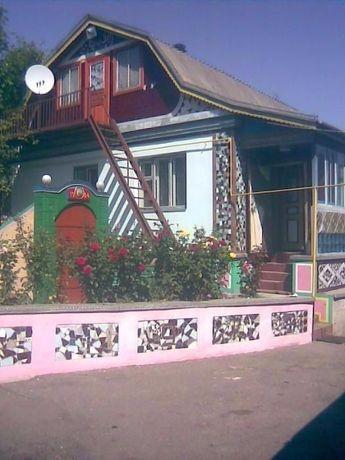 Дом живописном месте Тернивка