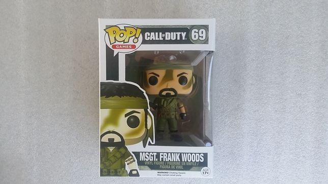 POP Figure Call of Duty Msgt. Frank Woods