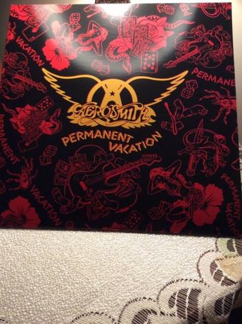 Aerosmith - Permanent Vacation LP płyta winylowa