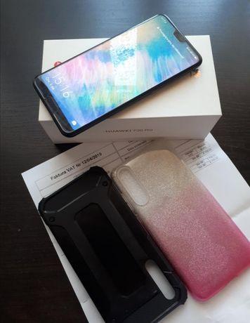 Huawei P20 pro 6/128gb Stan bardzo dobry /2etui