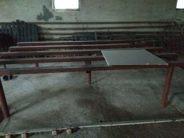 Stół montarzowy/spawalniczy