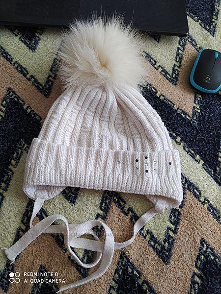 шапочка для девочки Умань - изображение 1