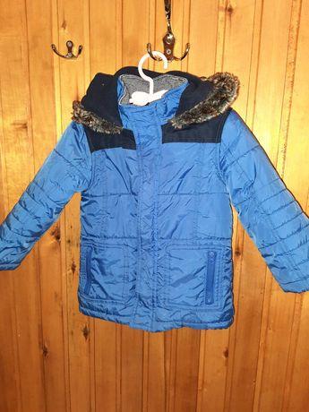 Курточка для хлопчика осіння 12-18м.