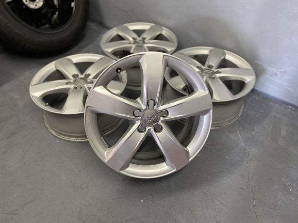 Оригинальные диски Audi A4/A5/A6 R18