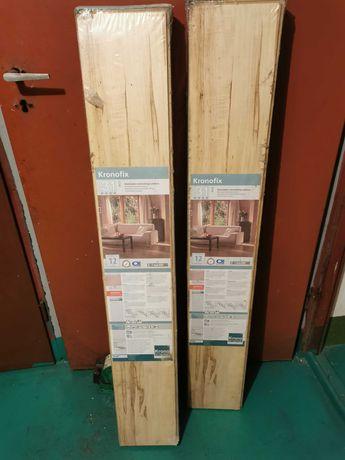 Panele podłogowe Kronofix - Klon Stary (2 pełne paczki)