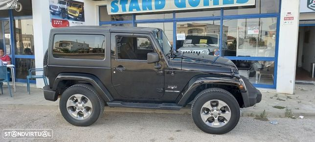 Jeep Wrangler 2.8 CRD Sahara AT