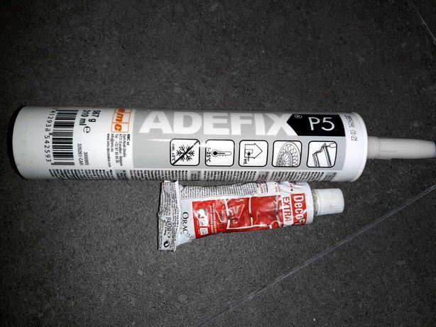 Клей Adefix P5 310ml Клей стыковочный Decofix Extra FX210 80ml