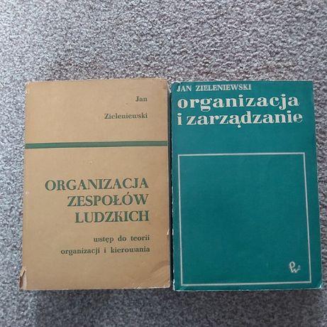 Jan Zieleniewski organizacja zespołow ludzkich, organizacja i zarządza