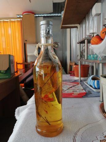 Lampa naftowa (butelka)