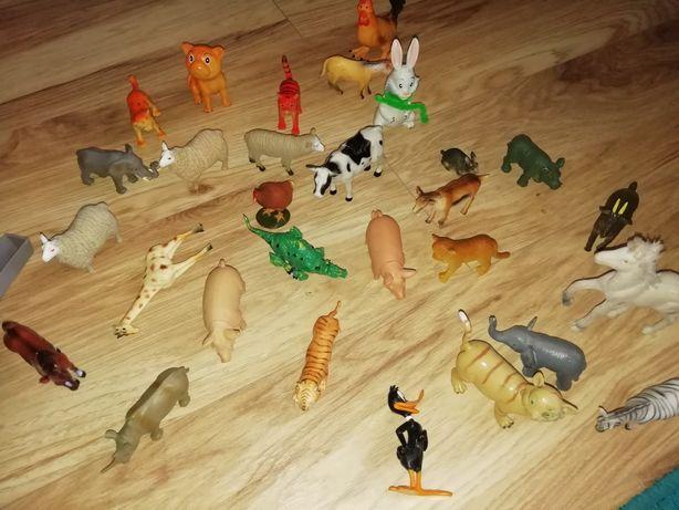 Figurki zwierząt