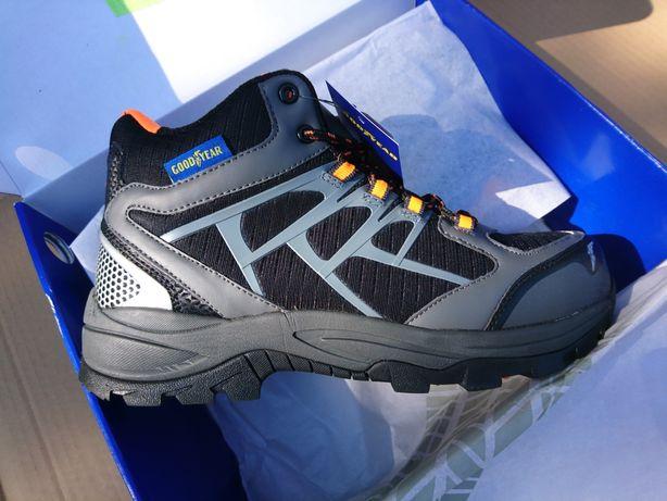 Goodyear 41 27cm buty ochronne trekkingowe robocze męskie S3 SRC bhp
