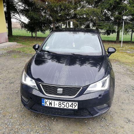 Seat Ibiza IV 1.4 TDI Klimatyzacja, Alufelgi, Światła LED, 5 Drzwi