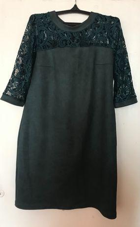 Платье женское (осень)