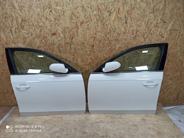 Audi A4 b8 дверь передняя левая правая комплектная