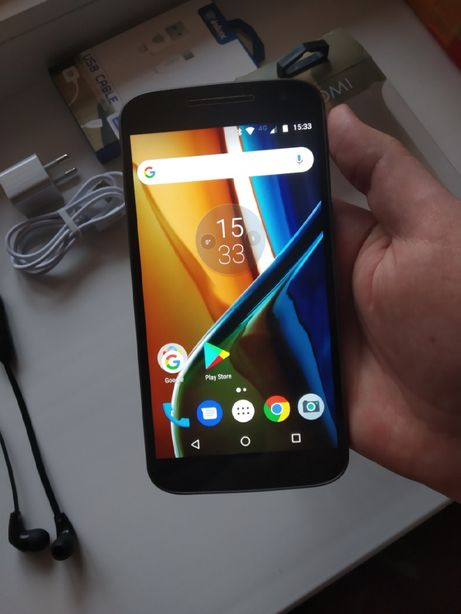 "Смартфон Motorola Moto G4 2/16Gb 5.5"" Snpdragon_617 13/5Mp"