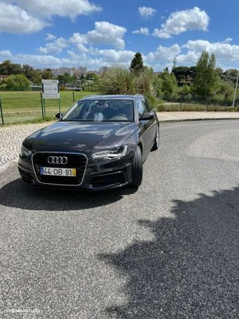 Audi A6 Avant 3.0 BiTDi V6 quattro S-line Tiptronic