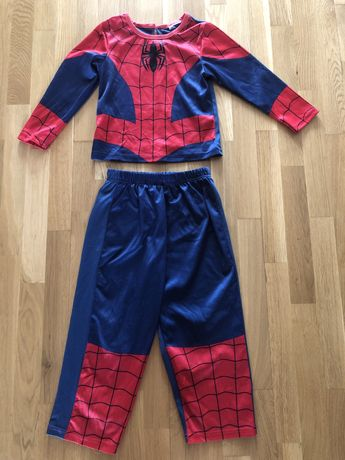 Спайдермен людина павук человек паук костюм новогодний маскарад карнав