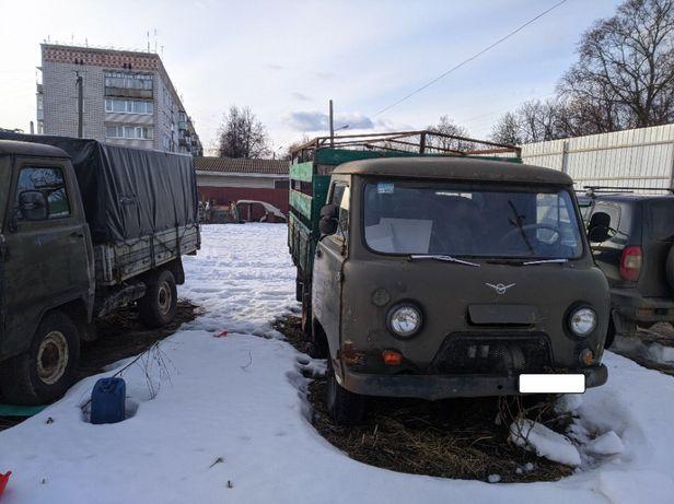 УАЗ 452 Д 1985 Бортовой, ТОРГ