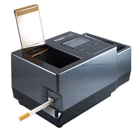 Powermatic III 3+ tłokowa nabijarka maszynka do papierosów