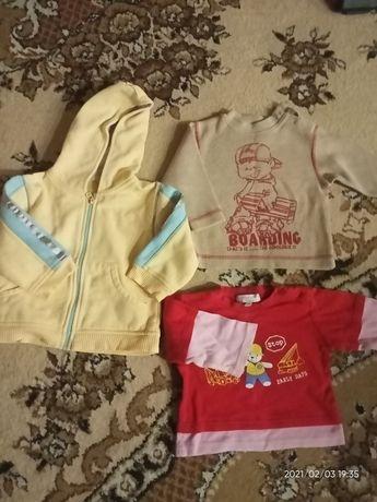 Детская одежда кофточка толстовка