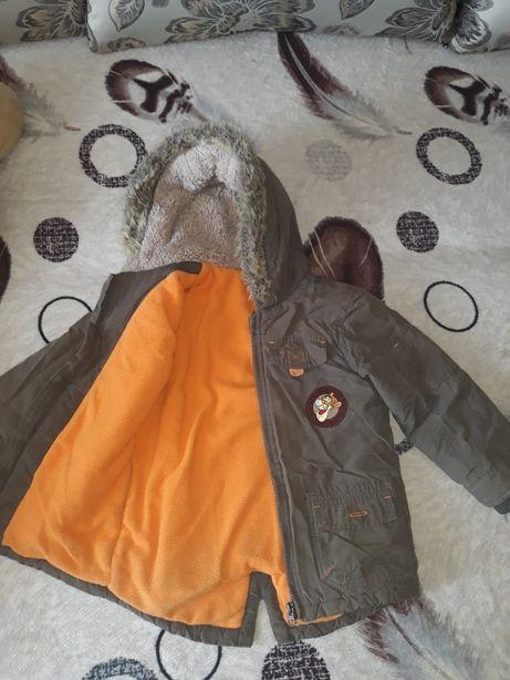 Куртка Disney деми-холодная осень.