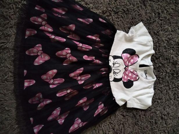 sukienka disney r.80