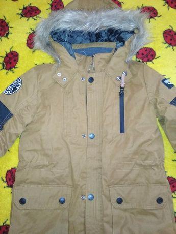 Куртка парка осенняя Reserved р. 128, 8 лет