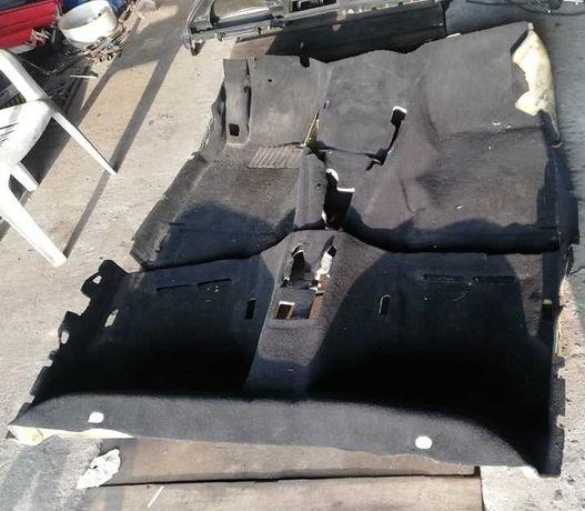 Czarny dywan deska połka BMW E39