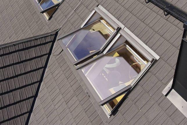 Roto. Мансардні вікна. Мансардные окна. Дахові вікна. 15річна гарантія