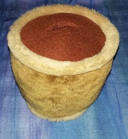 Мягкая ваза (украшение интерьера либо даже игрушка)