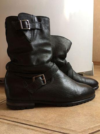 Чоловічі зимові чоботи ZARA, сапоги мужские, ботинки