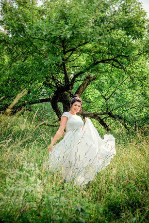 Вечірня/весільна сукня