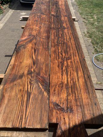 Stare deski / belki, drewno.
