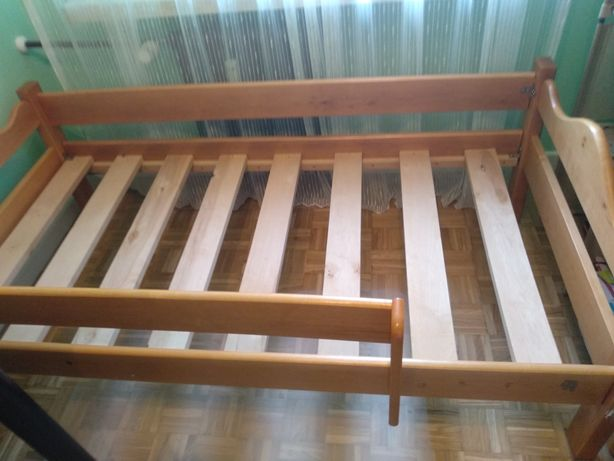 Łóżko dziecięce 80x160 cm