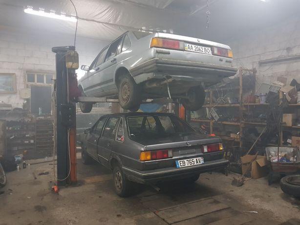Разборка/запчасти VW Passat B2/Audi 80/Фольцваген/Коробка фари