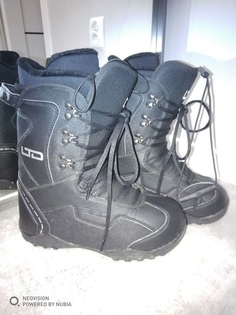 Nowe Buty snowboardowe r.42 EU