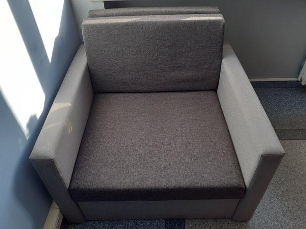 Sofa fotel amerykanka rozkładana