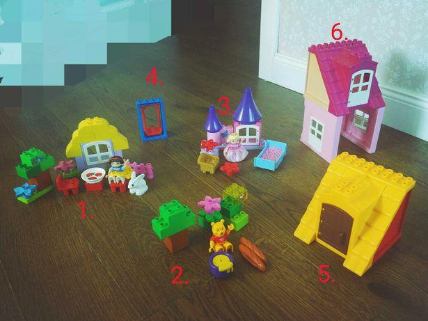 Zestaw LEGO DUPLO księżniczki