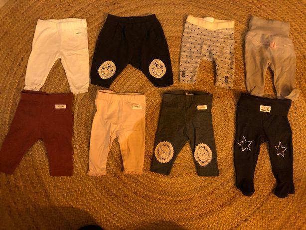 Spodnie dla niemowlaka Newbie