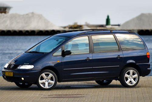 Розборка Ford Galaxy, Seat Alhambra, Volkswagen Sharan