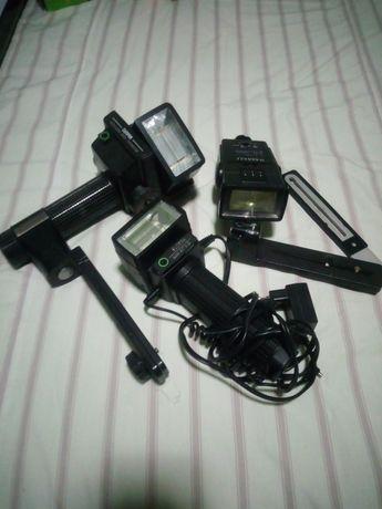 FLASHES máquinas de filmar